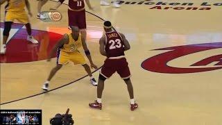 LeBron James Cavaliers Highlights 2009/2010