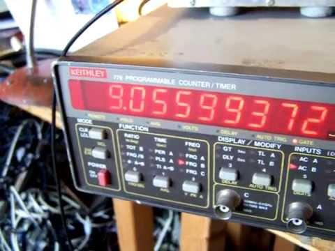 VLF receiver 1 KHz-10 KHz, part 1 (the coil)