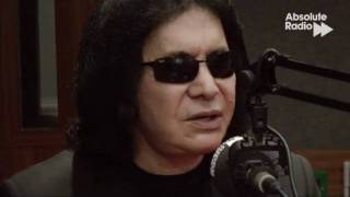 Gene Simmons: Kiss interview on Absolute Radio