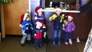 A Christmas surprise at the Plain Dealer office