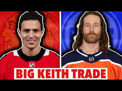 Duncan Keith TRADED