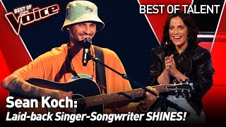 His relaxing voice left the Coaches SPEECHLESS on The Voice | All performances