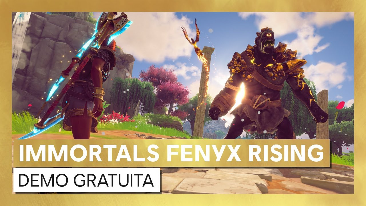 Immortals Fenyx Rising - Demo Gratuita