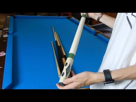 Which Pool Cues Do I Use? | BEST POOL CUES