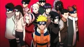 Naruto Theme (Opening 7) Namikaze Satelite