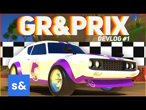 The First S&box Racing Game! | Gr& Prix Devlog #1 |