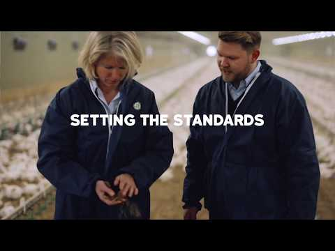 RSPCA Approved Good Food Series: Setting the standards