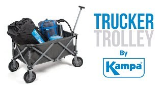 Kampa | Trucker Trolley | Product Overview