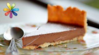 Как сделать шоколадный торт с облепихой - Все буде добре - Выпуск 273 - 21.10.2013
