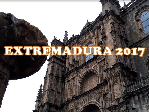 VLOG VIAJE A EXTREMADURA – Los pueblos más bonitos de Cáceres