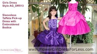Girls Dress Style AG DR513