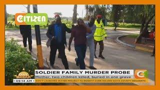 Major Peter Mugure to be arraigned over murder of estranged wife, two children