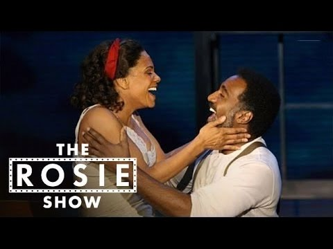 """Audra McDonald and Norm Lewis Perform """"I Loves You, Porgy"""" 