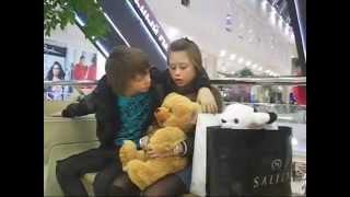 Один день из жизни Дани и Кристи! Какие они на самом деле?    One day from Daya&Kristy!
