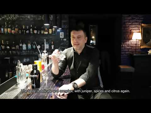 Bulldog London Dry Gin - English Subtitle - Spirits And Tales