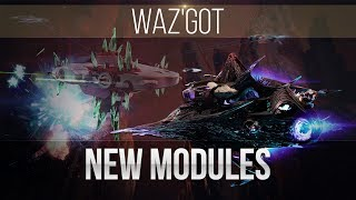 Star Conflict: WazGot New Modules