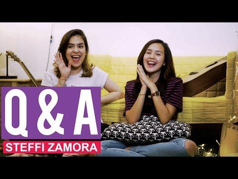 Beby Tsabina - QnA With Steffi Zamora