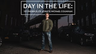 Day in The Life: Elite Athlete & Police Officer Michael Counihan