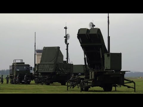 Japan deploys PAC-3 missile defence system