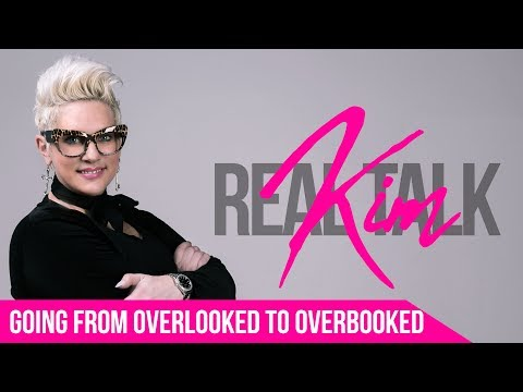 GOING FROM OVERLOOKED TO OVERBOOKED