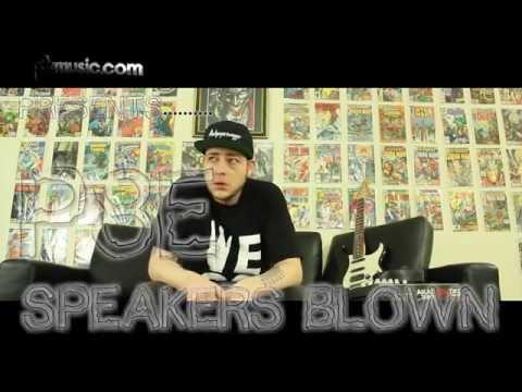 "P8e - ""Speakers Blown"" P8e Music - Official Music Video"