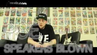 "P8e - ""Speakers Blown"" P8e Music - Official Music Video"