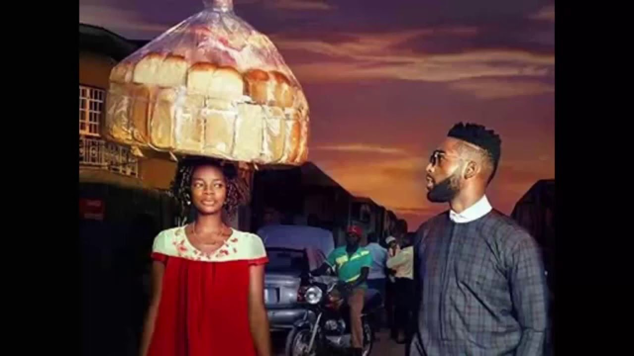 How TY Bello Transformed Bread Bread Seller To A Top Model - YouTube