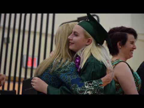 Hayes Freedom High School 2018 Graduation