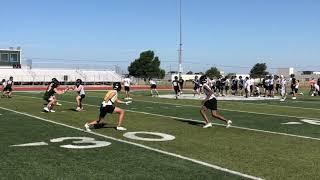 Varsity Football - Jake Roberts