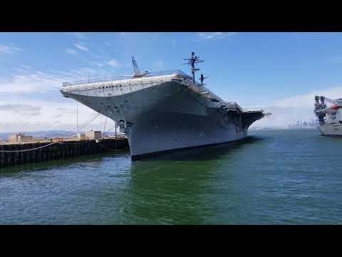 USS Hornet , USS Hornet CV-12 , USS Hornet Museum
