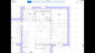 ArchiTouch 3D for iPad: The Free Floor Plan