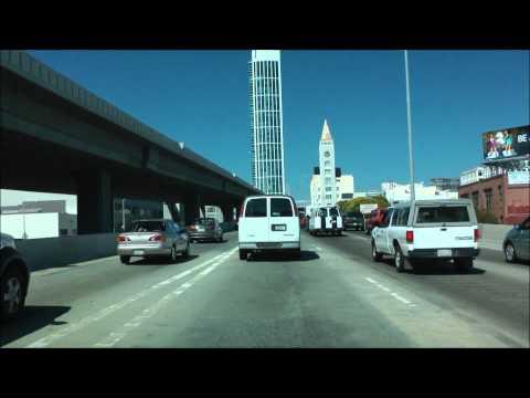 San Francisco to Oakland Hills - Montclair commute