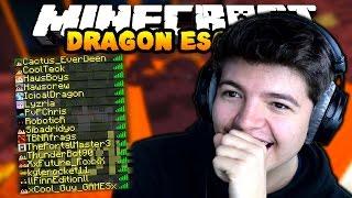 BEST NAME EVER!   Minecraft DRAGON ESCAPE #11 with PrestonPlayz