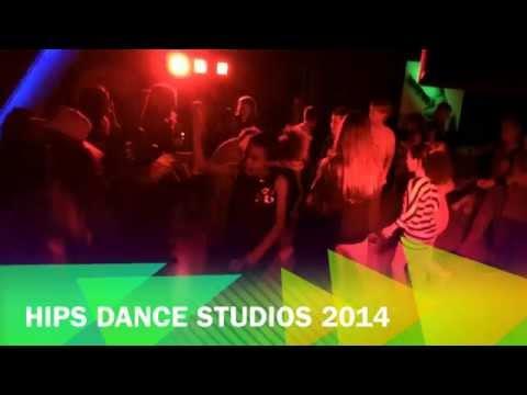 Kidz Party @ Hips Dance Studios 6/4-2014