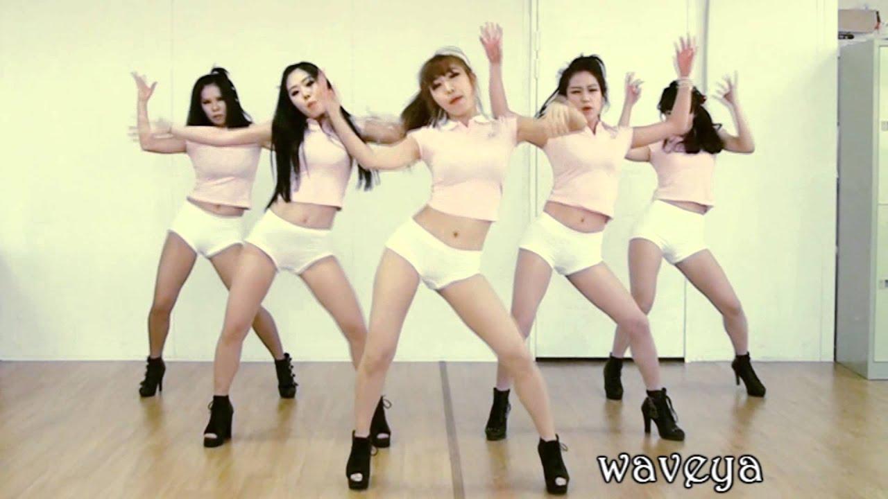PSY - GENTLEMAN Waveya sexy cover dance