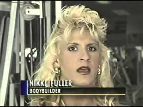 ♦ TheFemale bodybuilder Nikki Fuller news interview