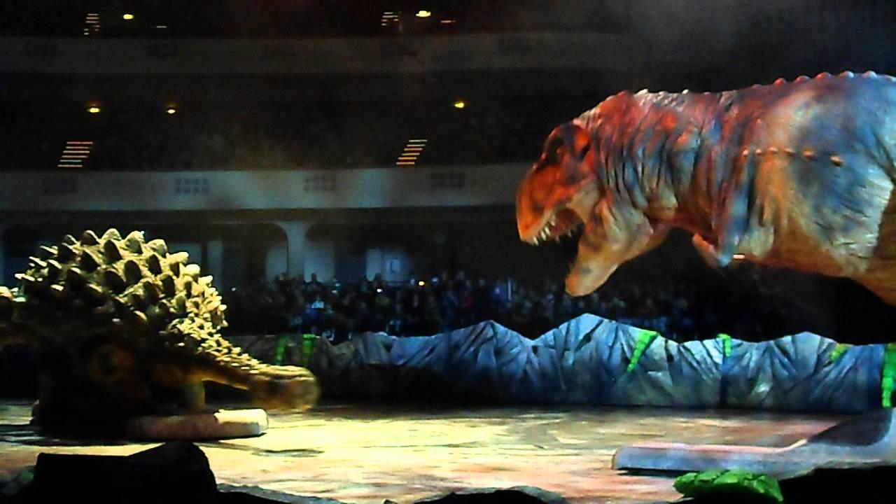 Dinosaurier Lanxess Arena