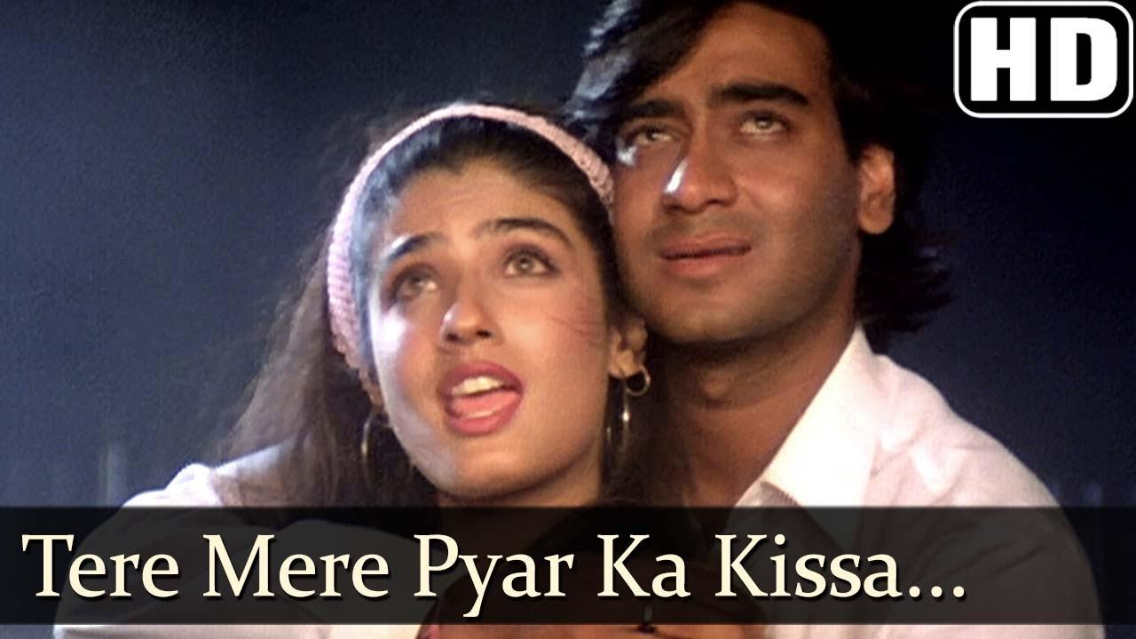 Pyar ka nasha aisa chadha (hd) ek hi raasta songs ajay devgan.