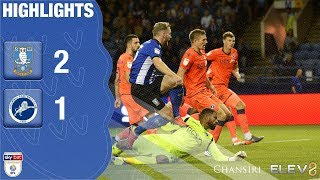 Sheffield Wednesday 2 Millwall 1 | Extended highlights | 2018/19