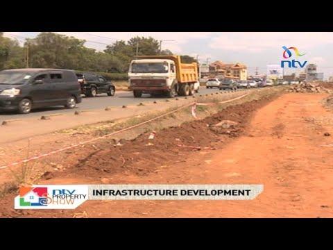 Infrastructure development - NTV Property Show