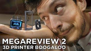 FLSUN QQ, Xinkebot Capsule, Qidi Tech X-Pro // 3D Printer Mega Review 2