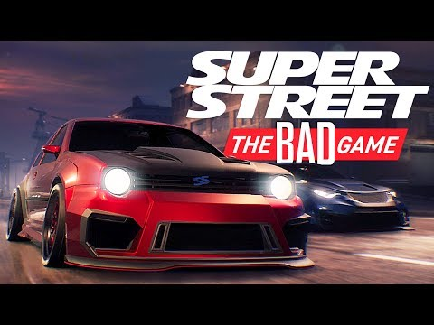 Is Super Street: The Game REALLY BAD?