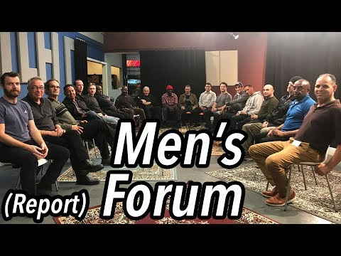 Males Who Hate Men, and Mothers Who Control Their Children (Mens Forum Report Jan 2018)