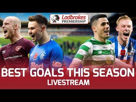 This Season's Best Goals LIVE!   Ladbrokes Premiership