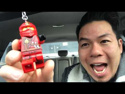 A Day in The Life of a Voice Actor FRIDAY - Voice of Kai in Lego's Ninjago
