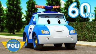 Robocar POLI S1, S2, Safety Series | Greedy Mr.Wheeler | Cartoon for Kids | Robocar POLI TV