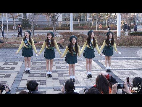 151201 에이프릴(April) 더쇼 데뷔100일기념 팬미팅(Fan Meeting) 직캠(Fancam) Muah!(무아)