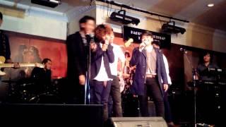 """CJR + Bastian """"Demam Unyu Unyu"""" dan """"Terhebat"""""""