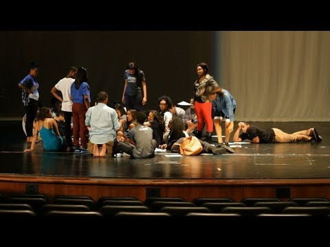 Cass Technical High School Drama Department | Detroit Performs Clip