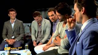 MagicMike cast uncensored show